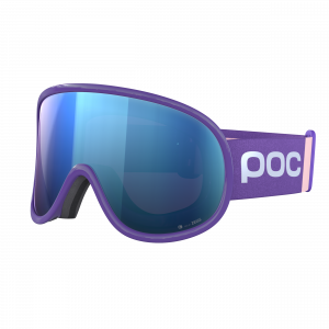 Lyžiarske okuliare POC Retina Big Clarity ametist purple/spektris blue