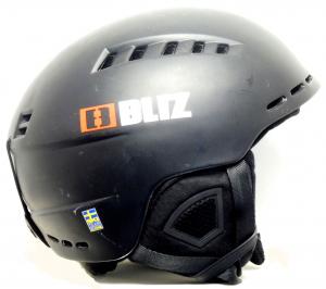 Lyžiarska prilba BAZÁR Bliz Head Cover black 54-58 S/M