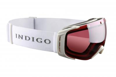 Lyžiarske okuliare Indigo FREE Supervision White