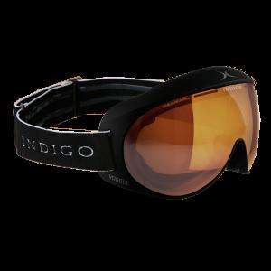 Lyžiarske okuliare Indigo Slim Voggle Photochromatic-Black Strap