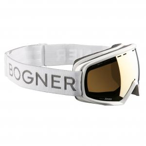 Lyžiarske okuliare Bogner Monochrome Gold White 91