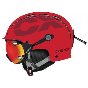 Lyžiarska prilba Casco CX-3 Icecube red