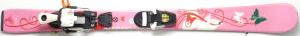 Detské lyže BAZÁR Atomic Butterfly pink 100 CM