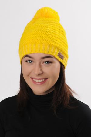 Lyžiarska čiapka R-JET FOR YOU SPORT Fashion Basic SF/BA 32 Fluo žltá