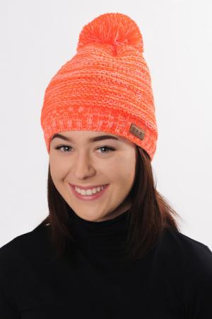 Lyžiarska čiapka R-JET FOR YOU SPORT Fashion Basic SF/BA 31 Fluo oranžová