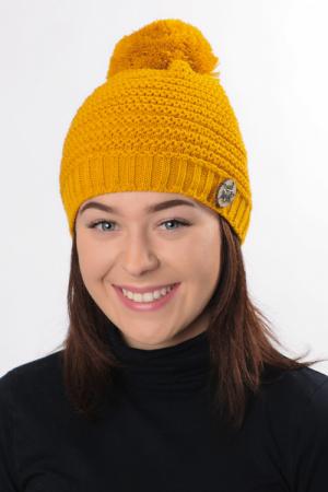 Lyžiarska čiapka R-JET FOR YOU SPORT Fashion Basic SF/BA 29 Okrová