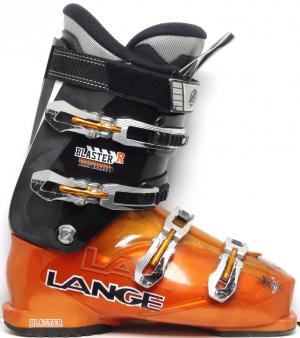 Pánske lyžiarky BAZÁR Lange Blaster R orange/black 280