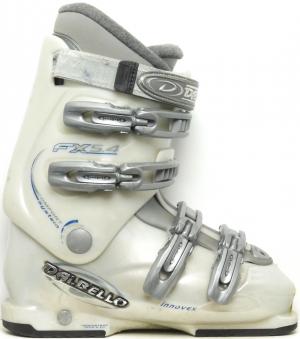 991d8464604c Dámske lyžiarky BAZÁR Dalbello FX 5.4 silver 250