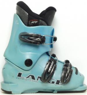 Detské lyžiarky BAZÁR Lange Comp 50 Team 180