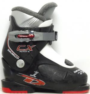 Detské lyžiarky BAZÁR Dalbello CX Sport 1 black 175