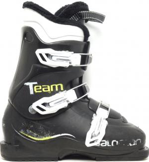 Detské lyžiarky BAZÁR Salomon Team 235