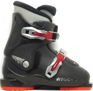 Detské lyžiarky BAZÁR Tecno Pro T45 black 180