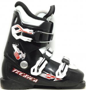 Detské lyžiarky BAZÁR Tecnica JT3 black 230