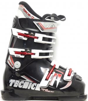 Detské lyžiarky BAZÁR Tecnica Diablo Race Pro RT black 200