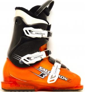 Detské lyžiarky BAZÁR Salomon T3 220