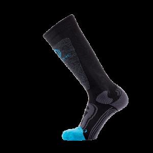 Detské lyžiarske ponožky Therm-ic warmer ready junior