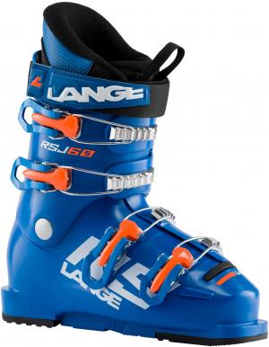 Detské lyžiarky Lange RSJ 60 power blue
