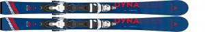 Detské lyže Dynastar Team Speedzone Xpress + Xpress JR 7 B83 black white