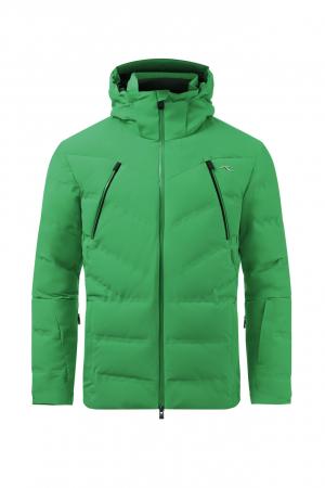 Lyžiarska bunda KJUS Men Downforce Jacket Pine Green