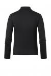 Detské funkčné oblečenie KJUS Boys Charger Midlayer Jacket Black