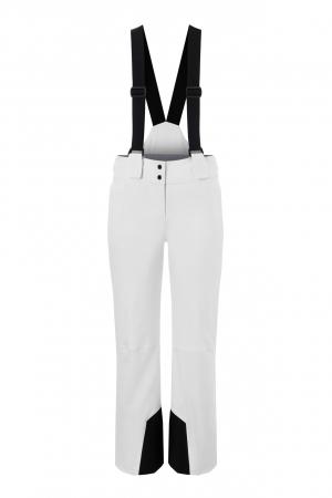Detské lyžiarske nohavice KJUS Girls Silica Pants White