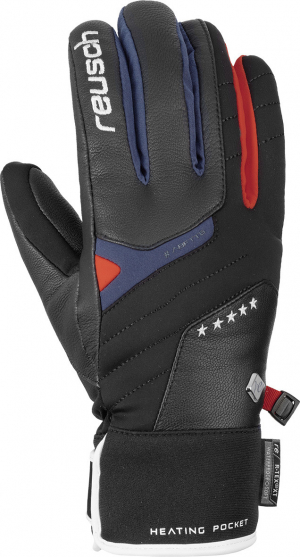 Dámske lyžiarske rukavice Reusch Mikaela Shiffrin R-tex XT