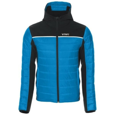Funkčné lyžiarske oblečenie Vist Dolomitica Plus Softshell Jacket Unisex water/black/white