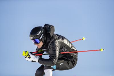 Funkčné lyžiarske oblečenie Vist Dolomitica Plus Softshell Jacket Unisex black/black/white