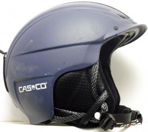 Lyžiarska prilba BAZÁR Casco Powder  Royal blue M