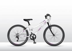Dievčenské bicykle 24