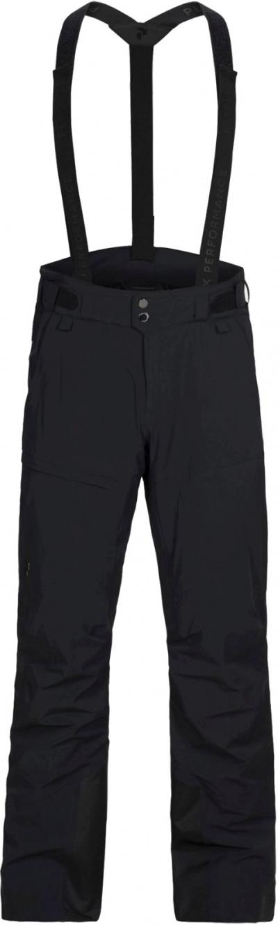 Lyžiarske nohavice Peak Performance Velaero 2L Pants black