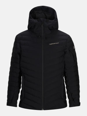 Lyžiarska bunda Peak Performance Frost ski Jacket black