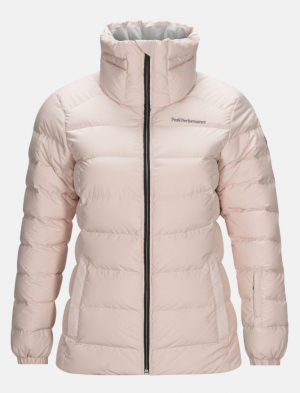 Lyžiarska bunda Peak Performance W Velaero Down jacket fairy dust