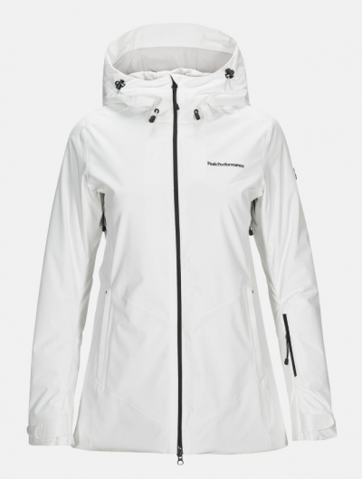 Lyžiarska bunda Peak Performance W Anima Longa Jacket offwhite