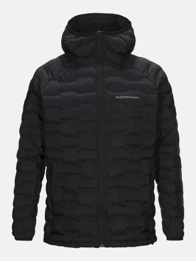 Lyžiarska bunda Peak Performance Argon Light Hood Jacket black