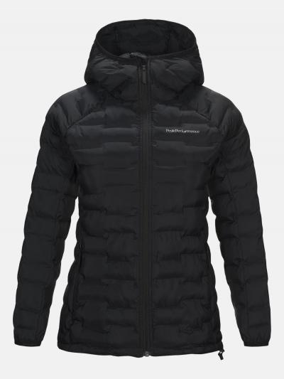 Lyžiarska bunda Peak Performance W Argon Light Hood Jacket black
