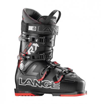 Lyžiarky Lange RX 100 black-red