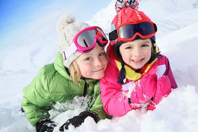 Detské lyžiarske oblečenie