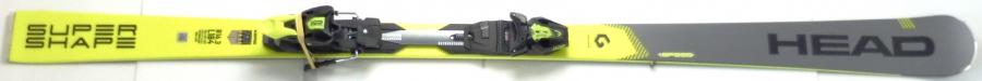 Testovacie Lyže Head SUPERSHAPE I. SPEED + PRD 12 GW BR 85 184cm