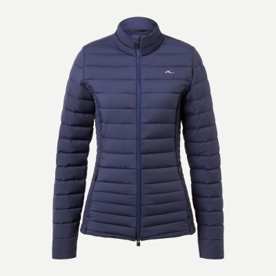 Funkčné lyžiarske oblečenie Kjus Macuna Insulation Jacket W into the blue
