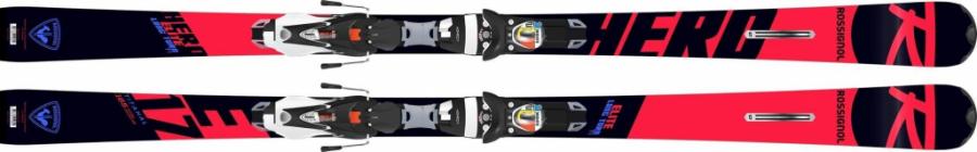 Testovacie Lyže Rossignol Hero Elite LT Ti (R22) + SPX 12