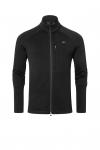 Lyžiarska flísová mikina KJUS Men Formula Midlayer Jacket black