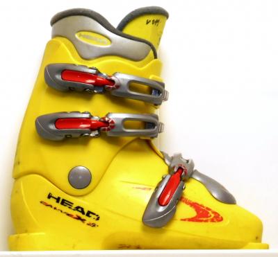 Detské lyžiarky BAZÁR Head Carve X3 245