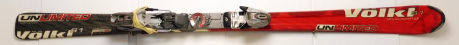 Pánske lyže BAZÁR Volkl Unlimited S1 156 CM