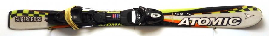 Detské lyže BAZÁR Atomic Supercross Sx5 100 cm