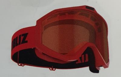 Lyžiarske okuliare Bliz Liner red/orange cat. 2