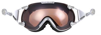Lyžiarske okuliare Casco FX 70 Vautron chrome