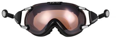 Lyžiarske okuliare Casco FX 70 Vautron black