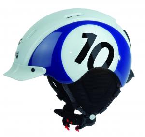 Detská lyžiarska prilba Casco Mini Pro No.10 blue