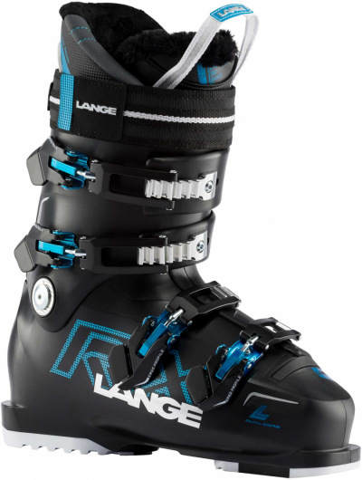 Lyžiarky Lange RX 110 W LV black/electric blue